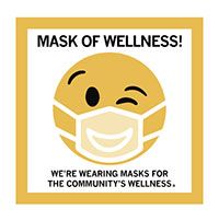 Iowa Mask of Wellness
